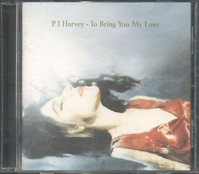 Pj Harvey - To Bring You My Love Cd Perfetto