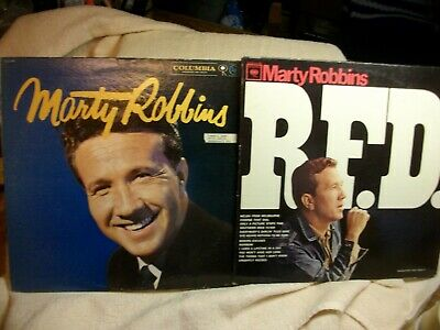 COUNTRY LP MARTY Robbins Self-Titled On Pickwick - $8 99 | PicClick