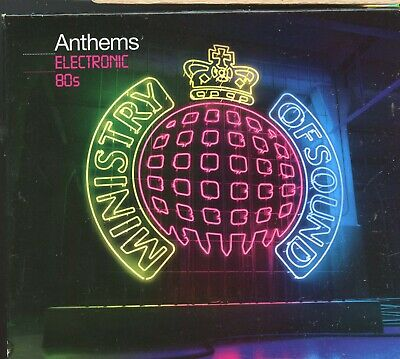 Ministry Of Sound - Anthems Electronic 80s Volume 1 - 3CD