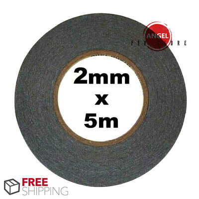 Double Adhesive Sided Tape 3M Sticker For Cellphone Repair 2mm Wide x 5M Length