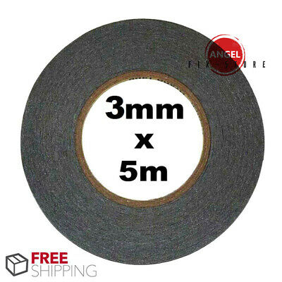 Double Adhesive Sided Tape 3M Sticker For Cellphone Repair 3mm Wide x 5M Length