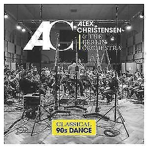 ALEX CHRISTENSEN & The Berlin Orchestra Classical 90s Dance (2017)  CD NEU & OVP