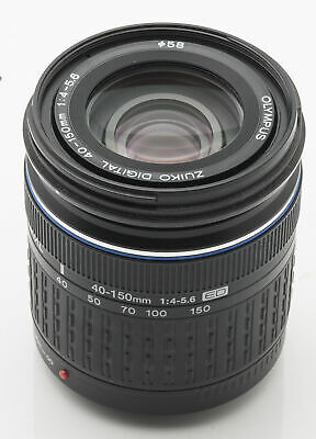 Olympus Zuiko Digital 40-150mm 40-150 mm 4-5.6 1:4-5.6 ED - E-Serie Four/Thirds