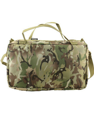 Medic Side Pouch Zipped Bag First Aid Military Army Outdoors Green MTP K