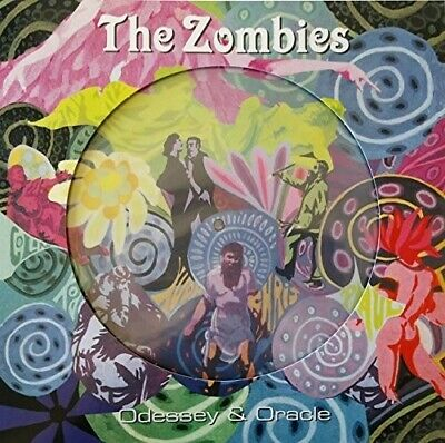 The Zombies - Odessey & Oracle [New Vinyl] 180 Gram, Picture Disc, UK - Import
