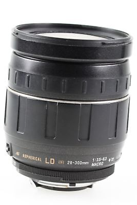 Tamron AF LD IF Macro Aspherical 28-300mm 28-300 mm Nikon Digital 185D f/3.5-6.3