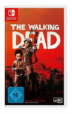 The Walking Dead - The switch of the final season !!!!! NEW + OVP !!!!!