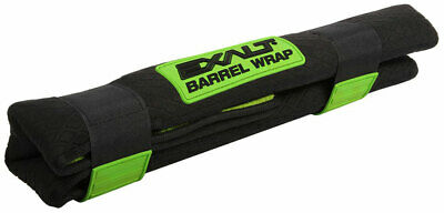 Exalt Barrel Wrap - black/lime