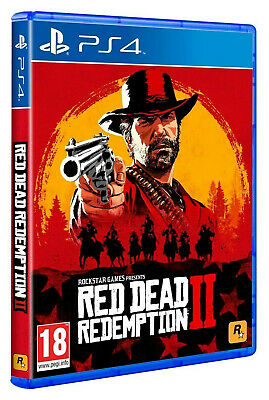 Red Dead Redemption 2 (PS4) PlayStation 4  PAL ITA