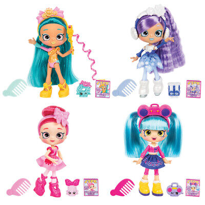 Shopkins Shoppies Dance Style! Doll - Choice of Character - One Supplied