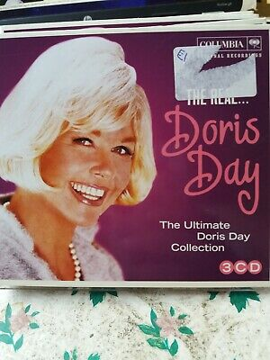 Doris Day (The Real)The Ultimate Collection 3 Cds