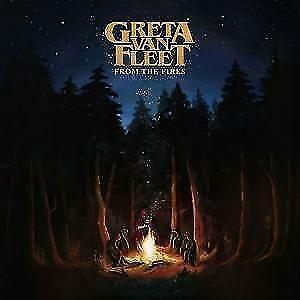 GRETA VAN FLEET  From The Fires  (2017)  CD   NEU & OVP