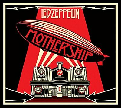 Led Zeppelin - Mothership - Double CD - New