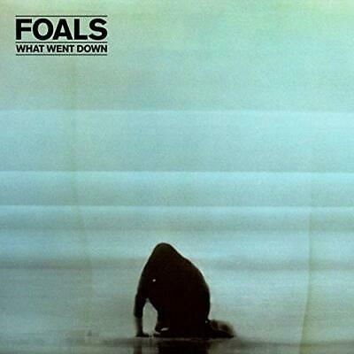 Foals - What Went Down (Deluxe) - CD/DVD - New