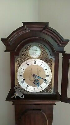 Elliott London Granddaughter / Mother Clock  Tempus Fugit
