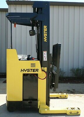 Hyster Model N40XMR3 (2002) 4000 lbs Capacity Great Reach Electric Forklift!!!!!