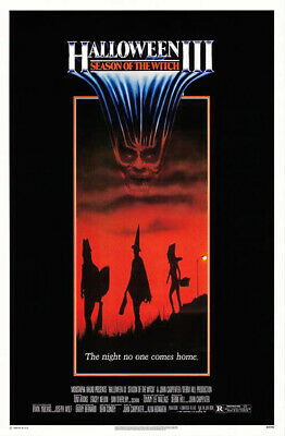 Halloween III: Season of the Witch (1983) original movie poster - ss - rolled