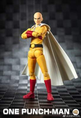Dasin Model 1:12 Scale One Punch Man サイタマ PVC Anime Action Figure Toy F Collect