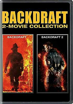 Backdraft 2 Movie Collection - DVD Region 1 Free Shipping!