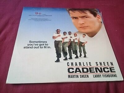 Laser Disc Cadence  (Comme Neuf)