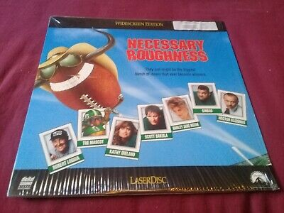 Laser Disc Necessary Roughness  (Comme Neuf)