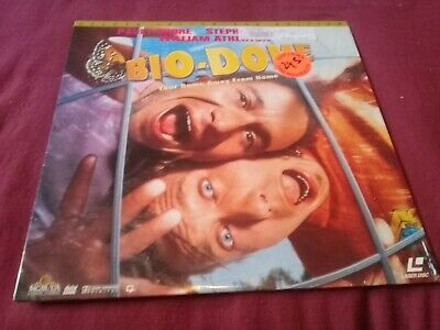 Laser Disc Bio Dome  (Comme Neuf)