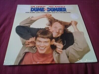 Laser Disc Dumb And Dumber  (Comme Neuf)