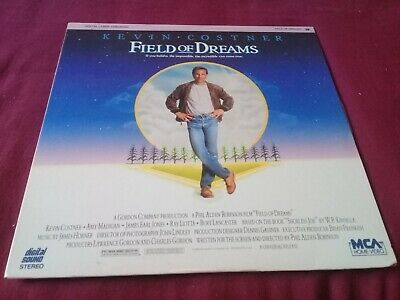 Laser Disc Field Of Dreams  (Comme Neuf)