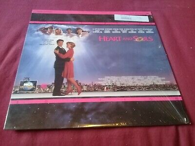 Laser Disc Heart And Souls (Comme Neuf)
