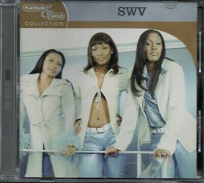 SWV - Platinum & Gold Collection - CD Album *Best Of**Greatest Hits**Singles*
