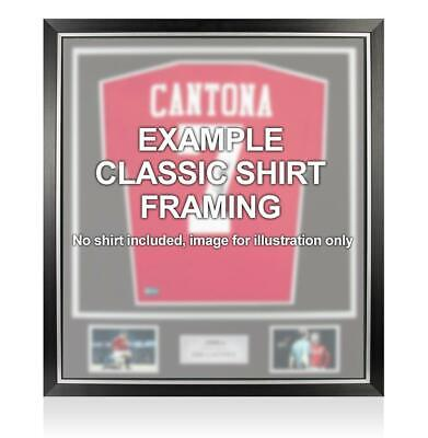 Classic Framing for Shirts - Framing Cost Only Autograph Jersey