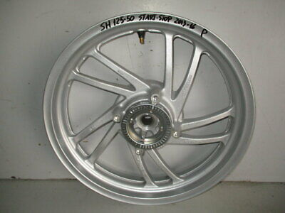 Ruota Posteriore Cerchio Ruote Honda SH 150 i ABS 2013 15 2016 Rear Wheel Circle