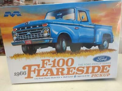 Moebius 1232 1966 F-100 Ford Flareside Pickup model kit