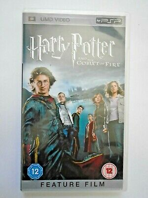 Harry Potter And The Goblet Of Fire (UMD Mini for PSP) Feature Film