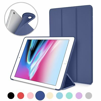 PU Leather Stand Flip Case For iPad 6th Gen 2018 A1893 A1954 2017 A1822 A1823