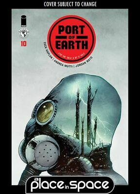 Port Of Earth #10 (Wk20)
