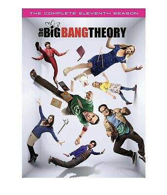 The Big Bang Theory Season 11 The Complete Eleventh UK Compatible