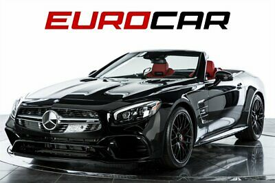 2017 SL-Class AMG SL 63 2017 Mercedes-Benz AMG SL 63  $161,575.00 MSRP!! DELIVERY MILES!!