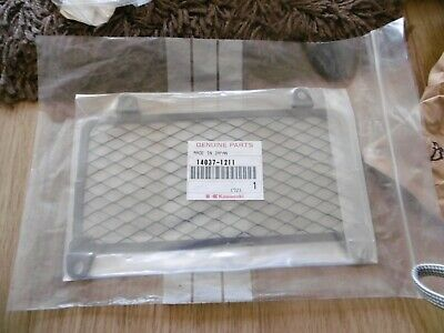 Kawasaki Genuine Nos Oil Cooler Screen 14037-1211 Zx6R F