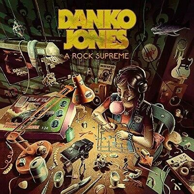 Danko Jones - Rock Supreme [New CD]