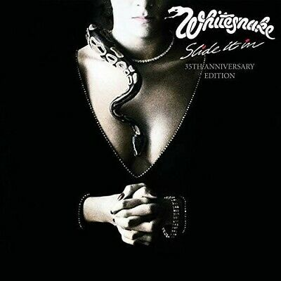 Whitesnake - Slide It In (35th Anniversary) [New CD] Deluxe Ed, Rmst, SHM CD, Ja
