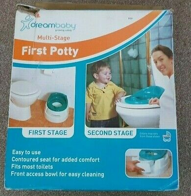 Dreambaby Multi Stage First Potty Easy to Use