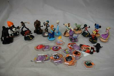 Collection of Disney Infinity Figurines