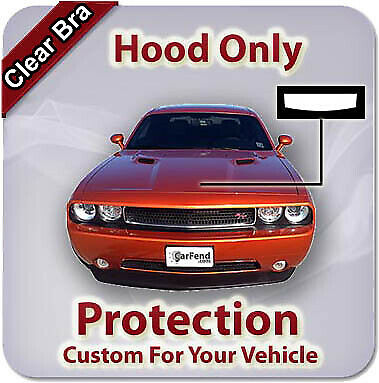 Hood Only Clear Bra for Dodge Charger Srt 2006-2010