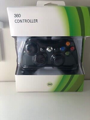 NEW Xbox 360 Controller Wired, 9ft