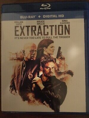 Extraction [Blu-ray Movie, no digital code