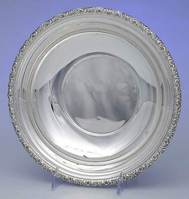 International PRELUDE PLAIN STERLING Round Vegetable Bowl 7545439
