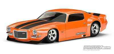 Proline PROTOform 1971 Chevrolet Camaro Z28 Clear Body No. PRO1552-40