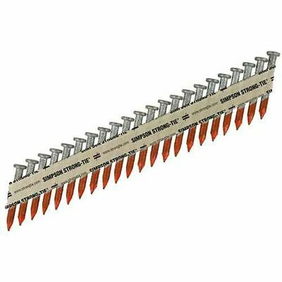 "Simpson Strong-Tie N10DHDGPT500 10d 2-1/2"" x .148 Joist Hanger Nails Galvanized"