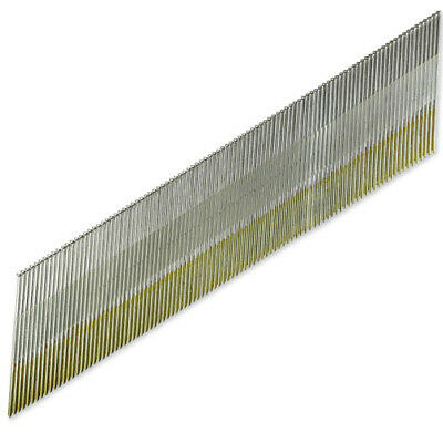 """Simpson Strong-Tie T15N200SFB 2"""" 15ga 316SS Angled Finish Nails 500ct"""